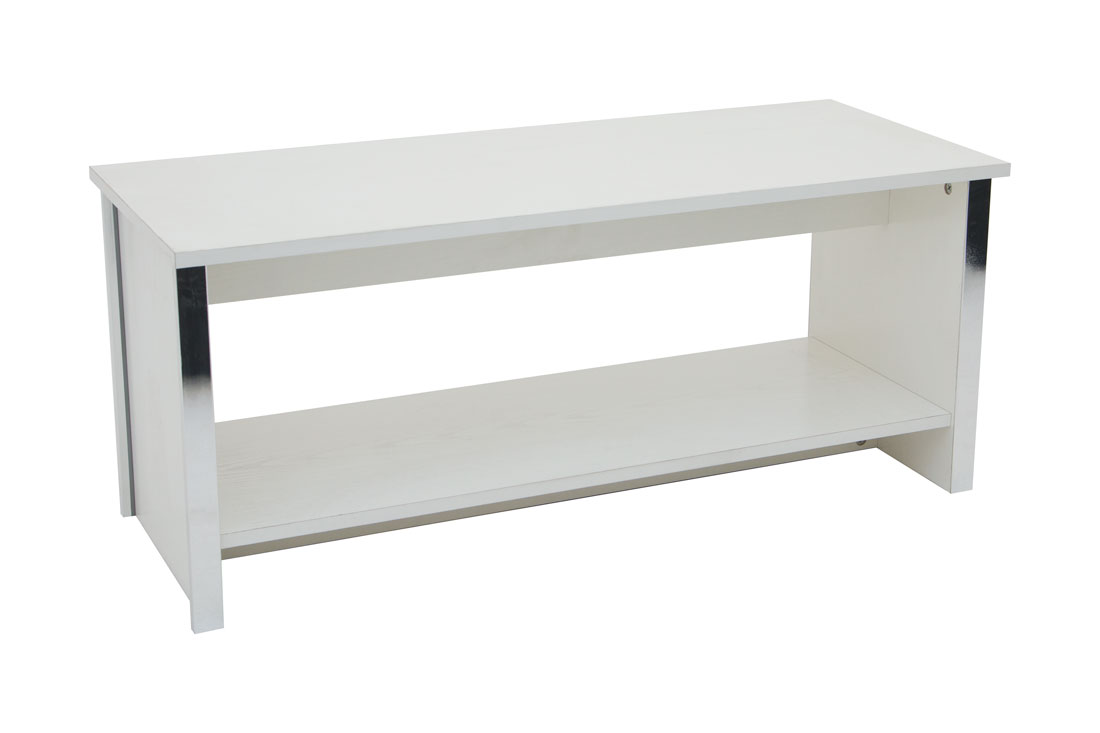 Gosport Coffee Table White Ash Online Furniture Wholesaler
